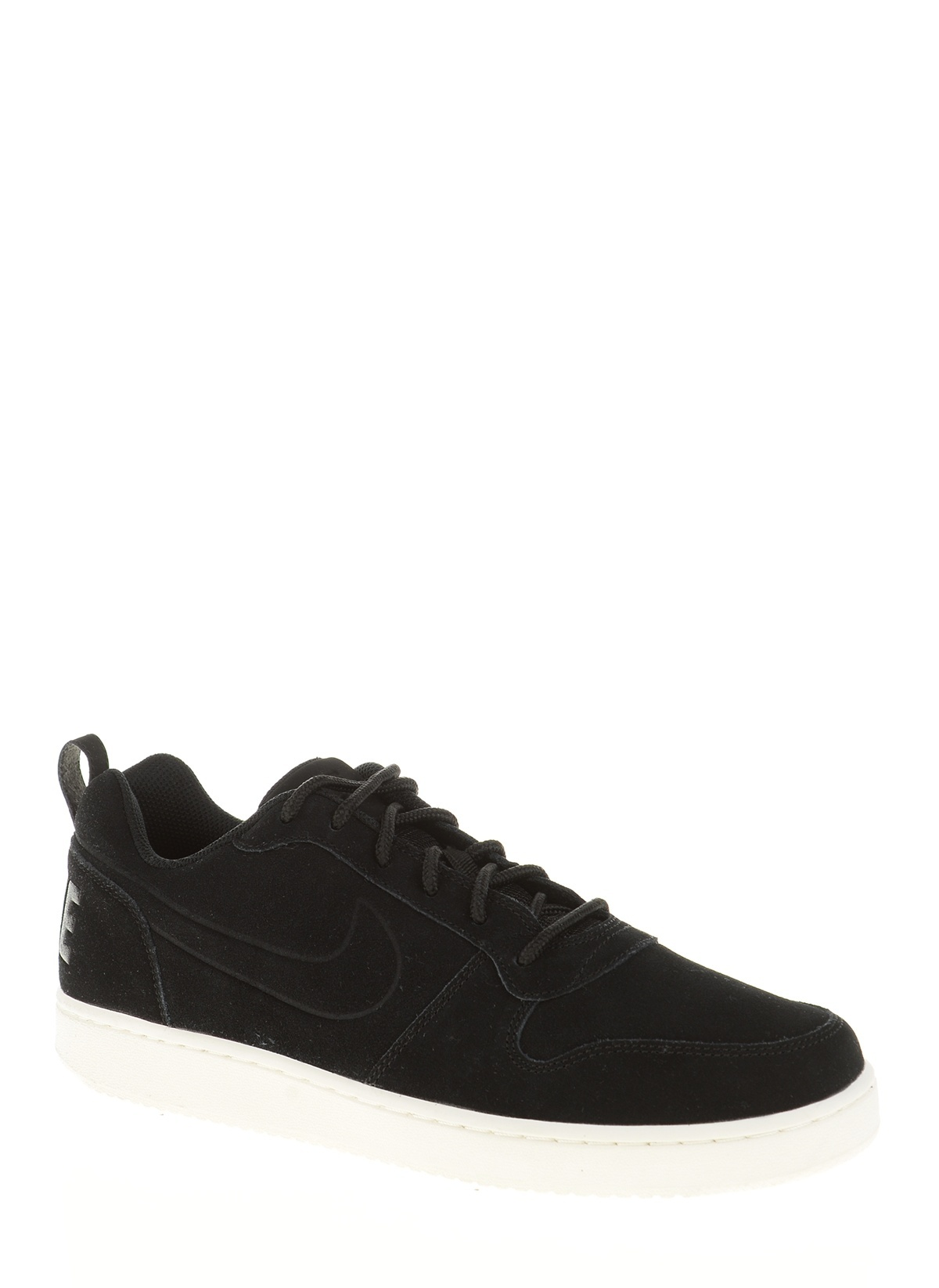 5ec55750a7 Nike Erkek Nike Court Borough Low Prem Black Black-Sail